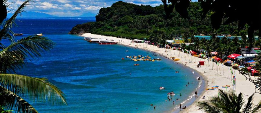 White Beach Is The Most Por Of Puerto Galera S 32 Beaches Especially Among Filipino Tourists Come Summer From March To May Manila Flock